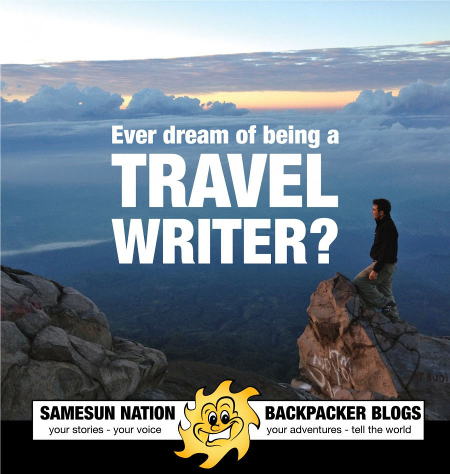 Travel Writing: Ever Dream Of Being A Travel Writer?
